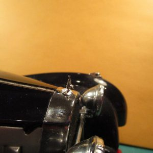 1/16 Bugatti Metal Hood Ornament
