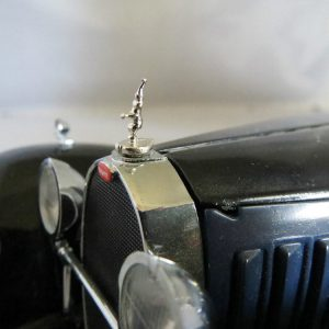 1/24 Bugatti Metal Hood Ornament