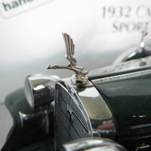 1/24 Cadillac V16 Metal Hood Ornament