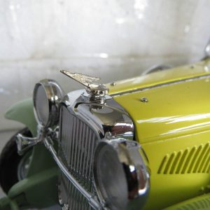 1/24 Duesenberg Metal Hood Ornament