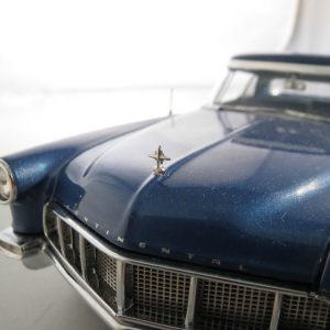 1/24 Lincoln Continental Metal Hood Ornament
