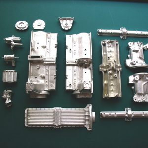 Alfa Romeo Metal Engine Block Kit