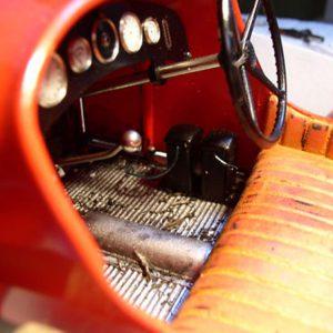 Alfa Romeo Metal Shift Knob