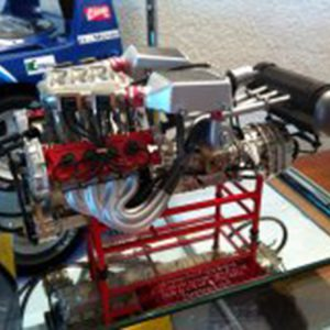 -F40 Engine Stand Kit