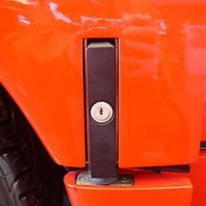 F40 Trunk Latch Locks Set