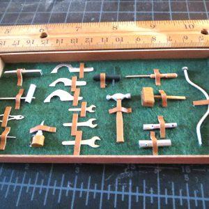 Rolls Royce Wood Tool Chest Drawer Kit