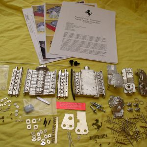 Testarossa Metal Engine Block Kit