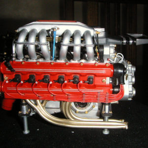 Testarossa Full Engine Transkit