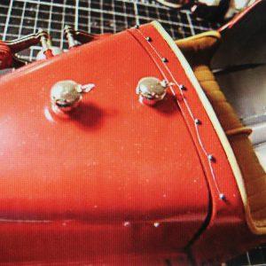 Alfa Romeo Correct Vintage Gas Cap