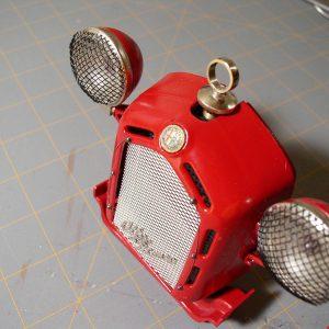 Alfa Romeo Metal Headlight Grilles