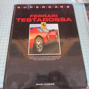 FERRARI Testarossa BOOK Pocher Reference Material