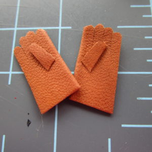 1/8 Vintage Leather Driving Gloves